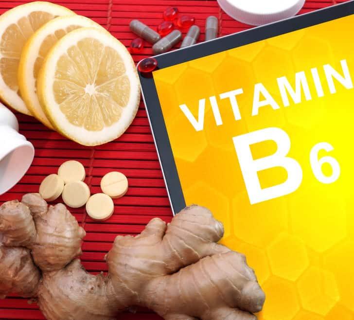 Itens que possuem vitamina B6.