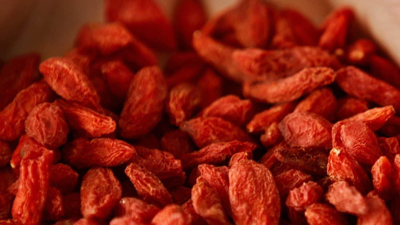 quais connective tissue beneficios de goji berry
