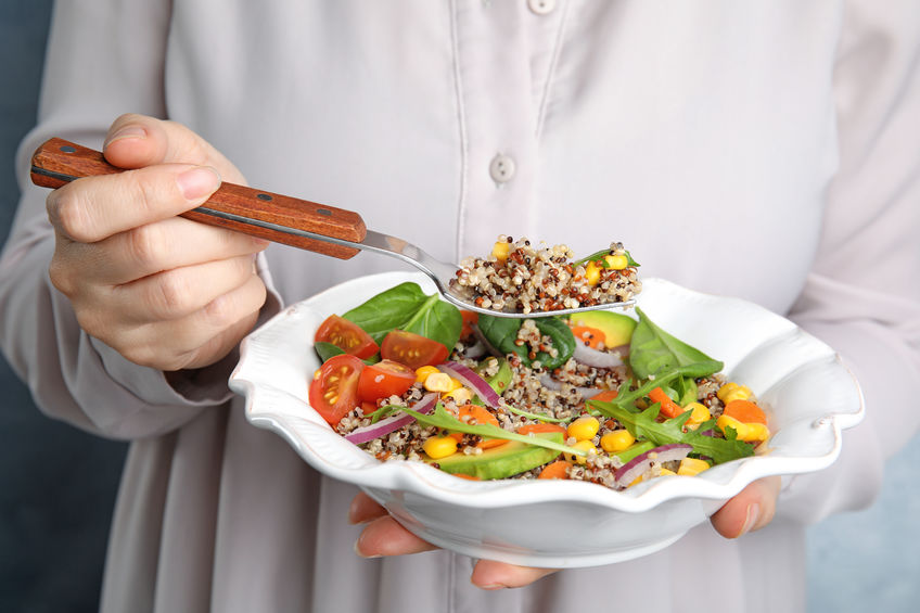 pires de quinoa