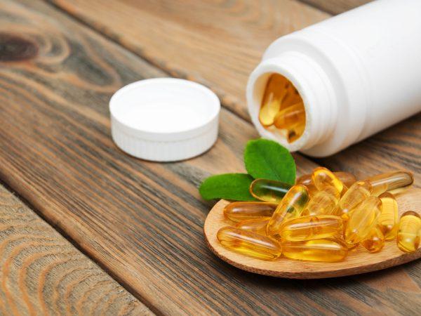 Imagem de vitamina D3.