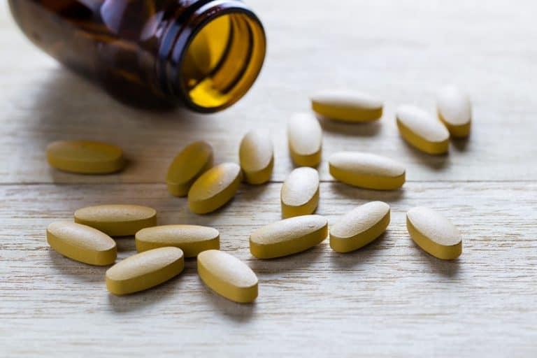 pílulas de vitamina d1