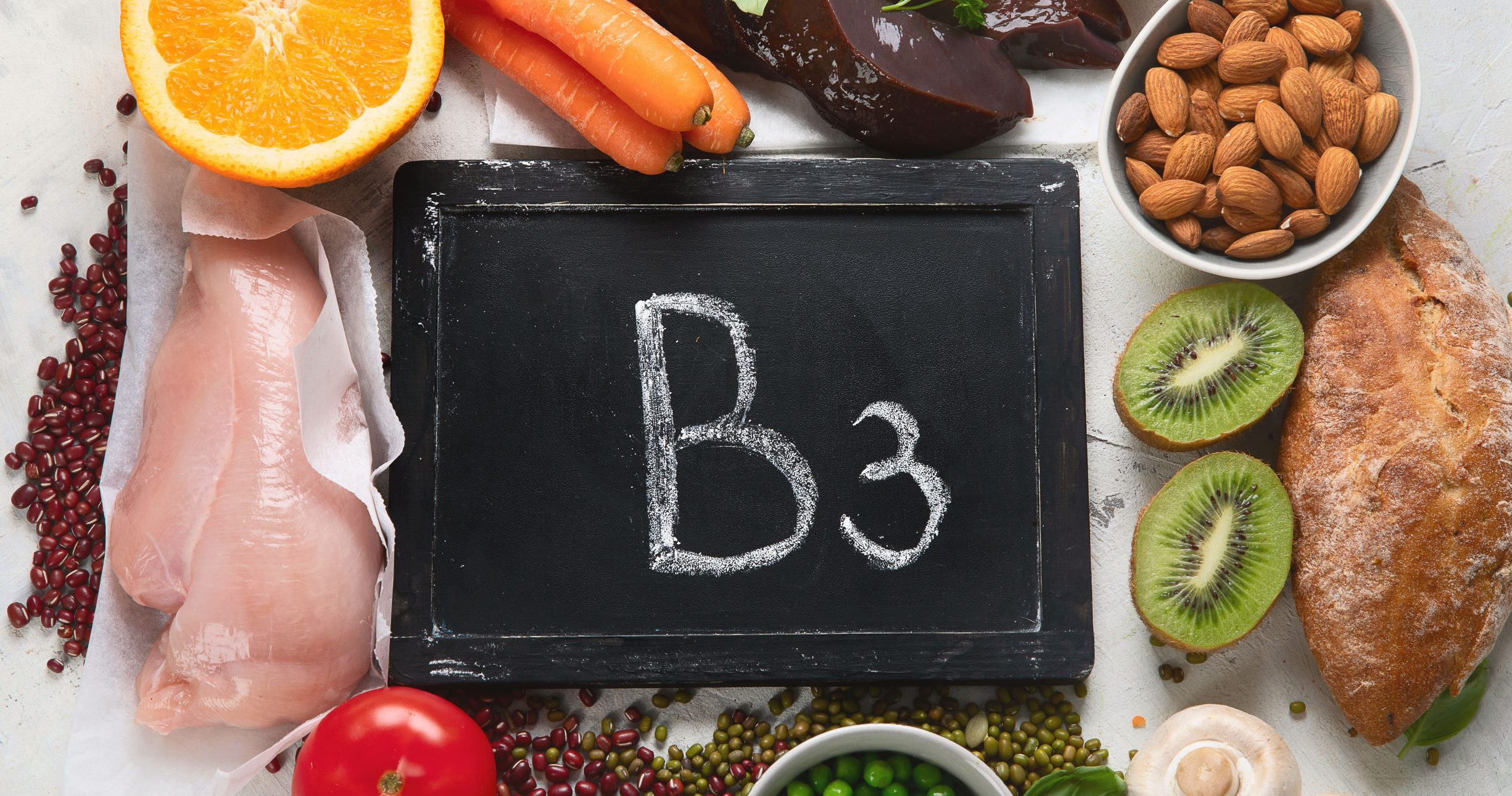 food with vitamin b3