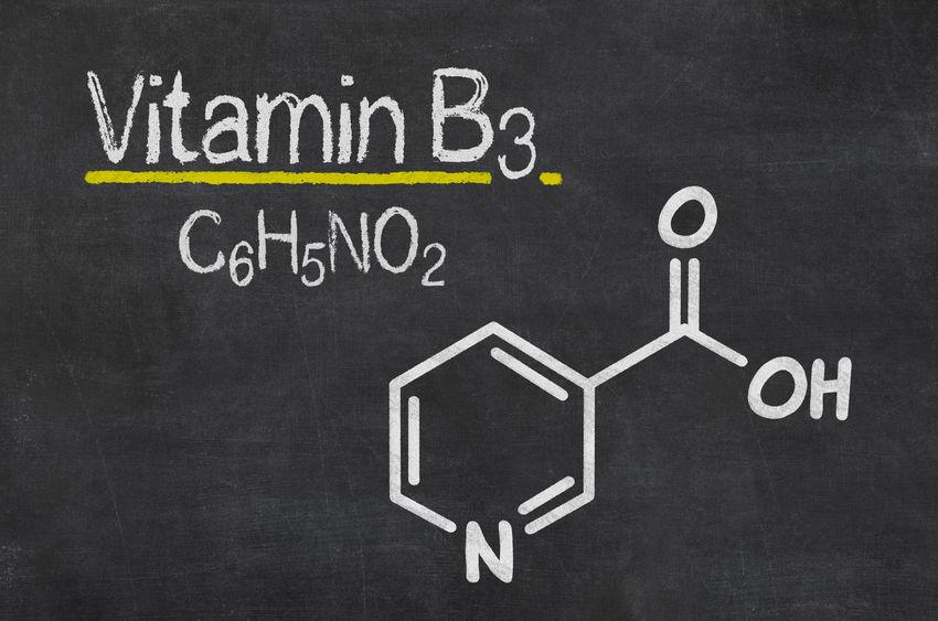vitamin b3 structure