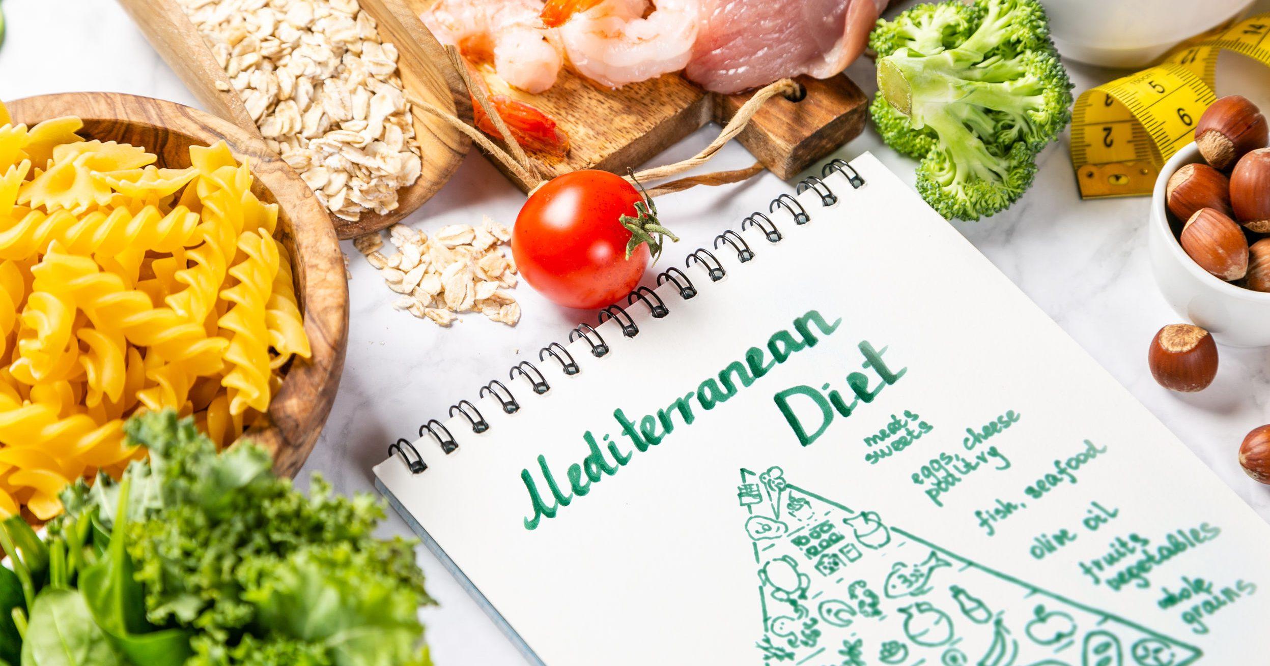 Dieta mediterrânea: O que é e como aproveitar ao máximo?