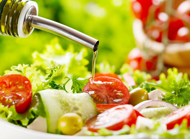 azeite de oliva para salada
