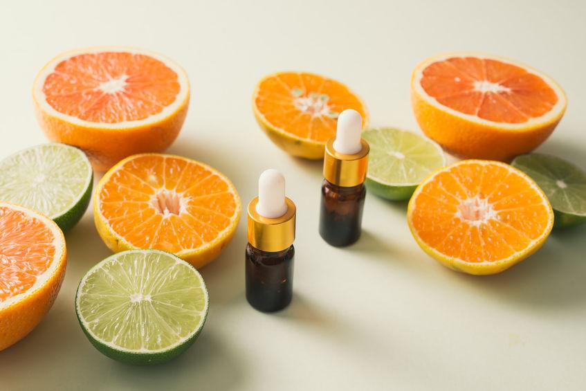óleo cítrico com vitamina c