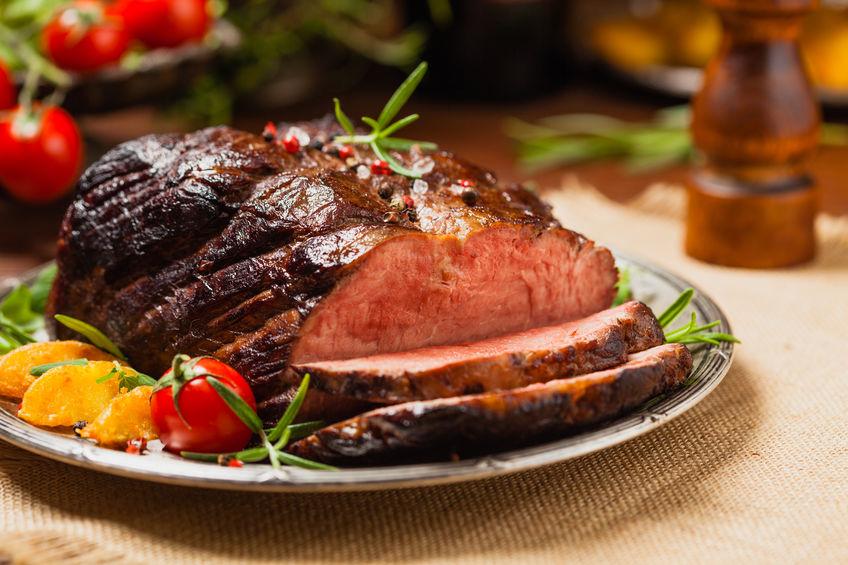 carne saudável