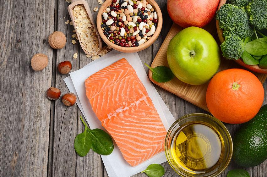 alimentos ricos em alimentos solúveis em água