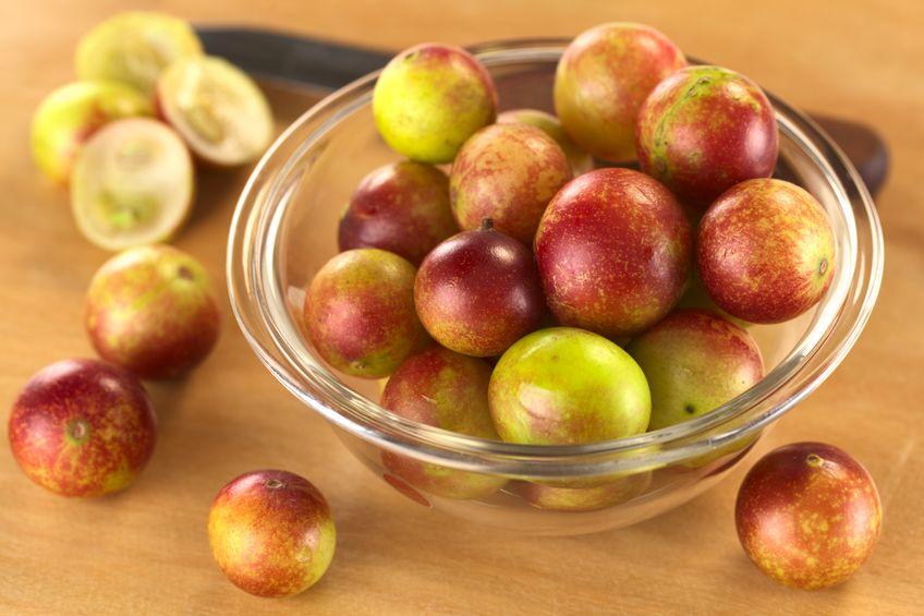 fruta saudável da pele