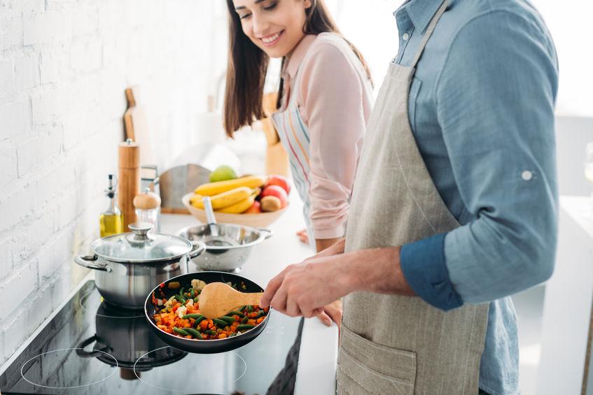 cozinhando com fermento nutritivo