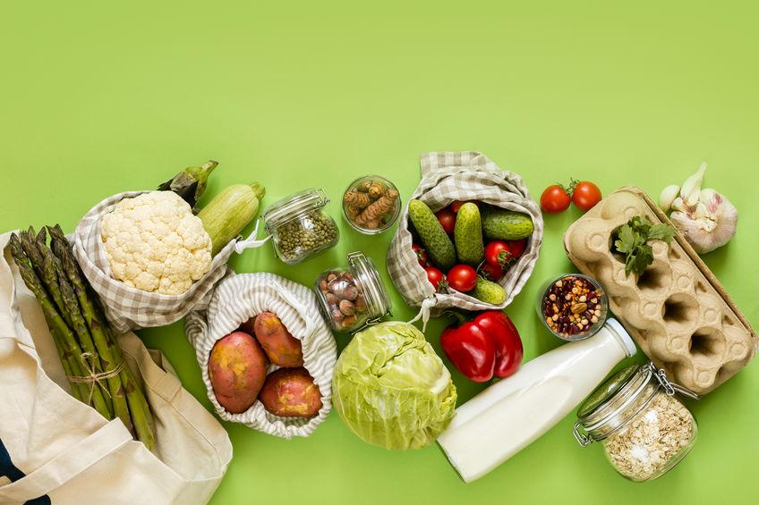 frutas e verduras ricas em colágeno
