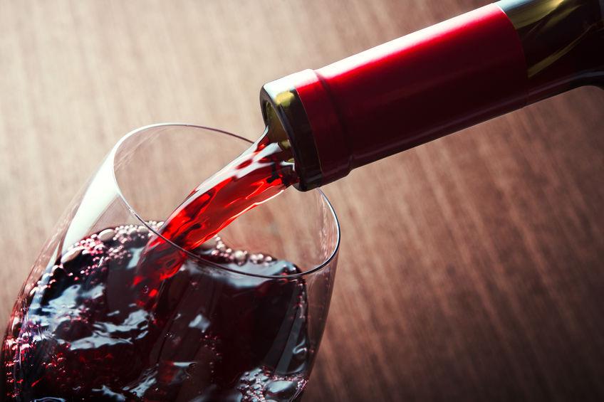 o vinho é rico em ácido málico