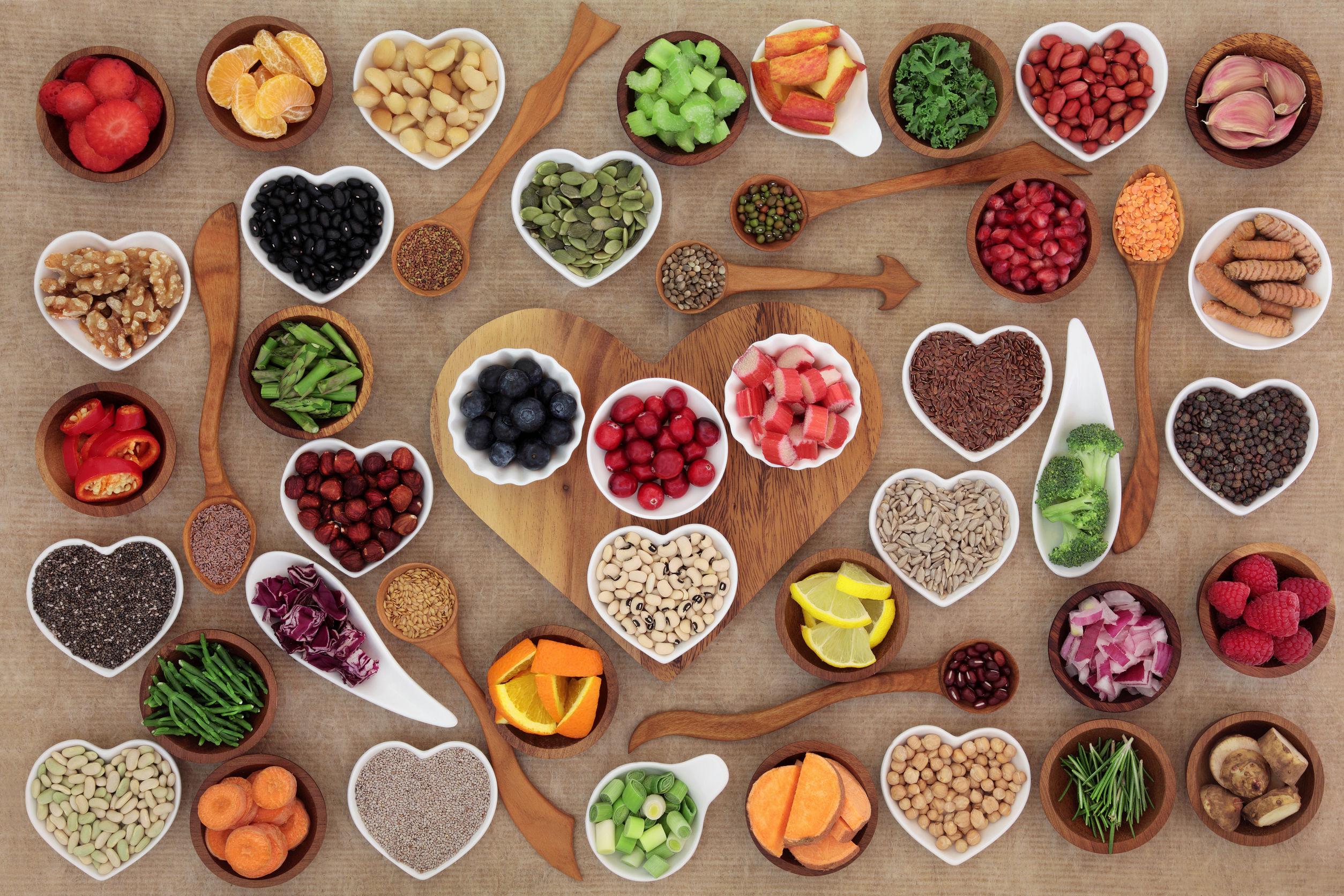 Minerais: nutrição essencial para a saúde