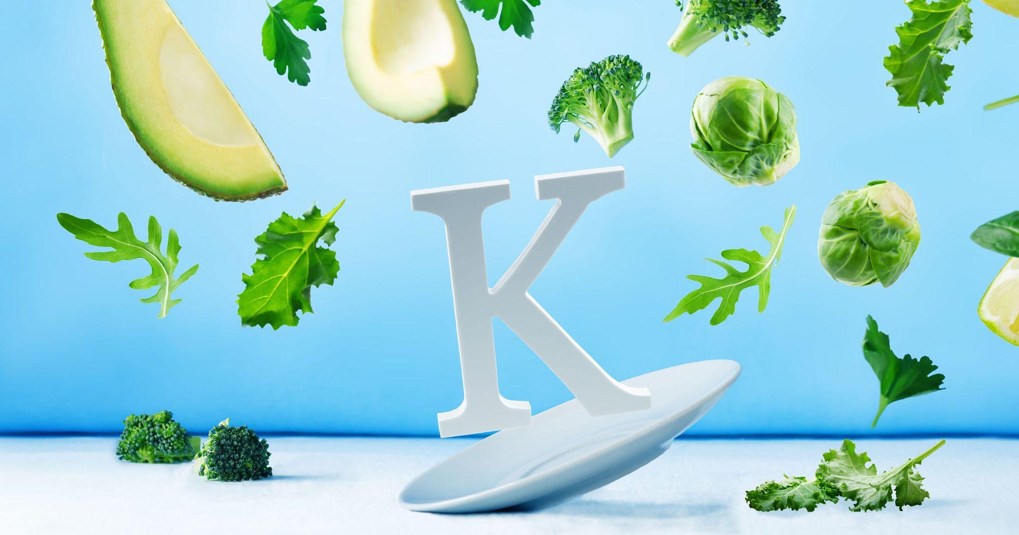 alimentos verdes ricos em vitamina k