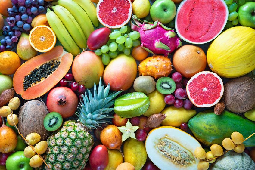 frutas para uma dieta balanceada