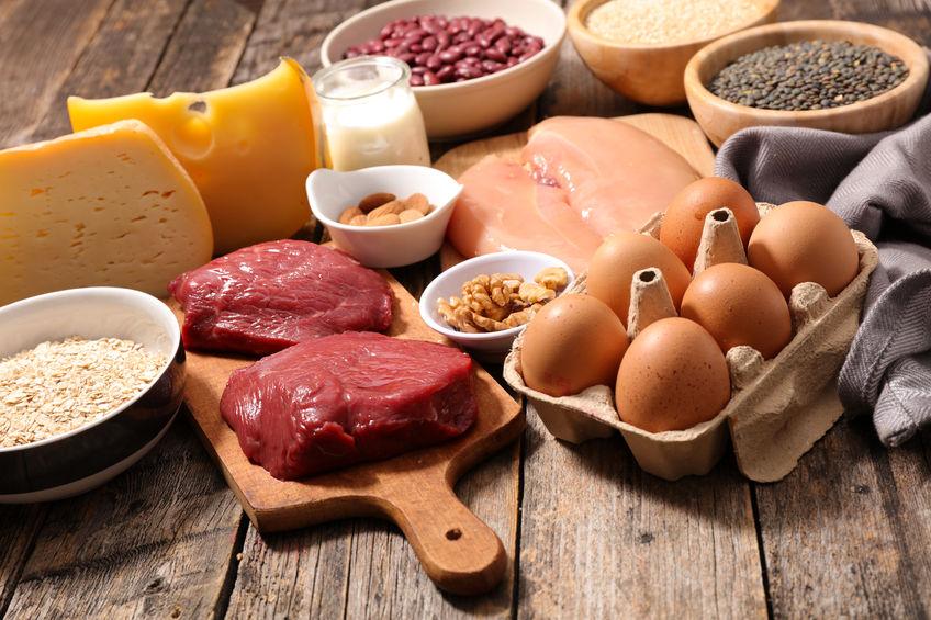 comida para ganhar peso