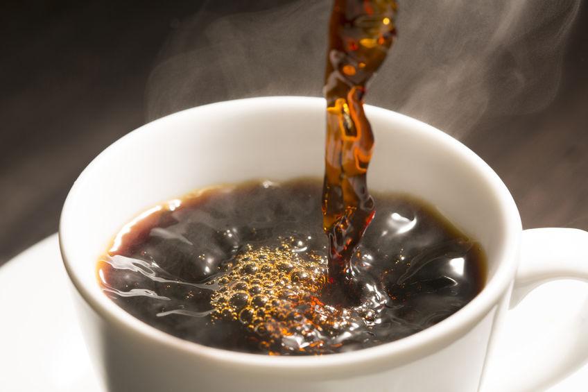 café rico em alcalino