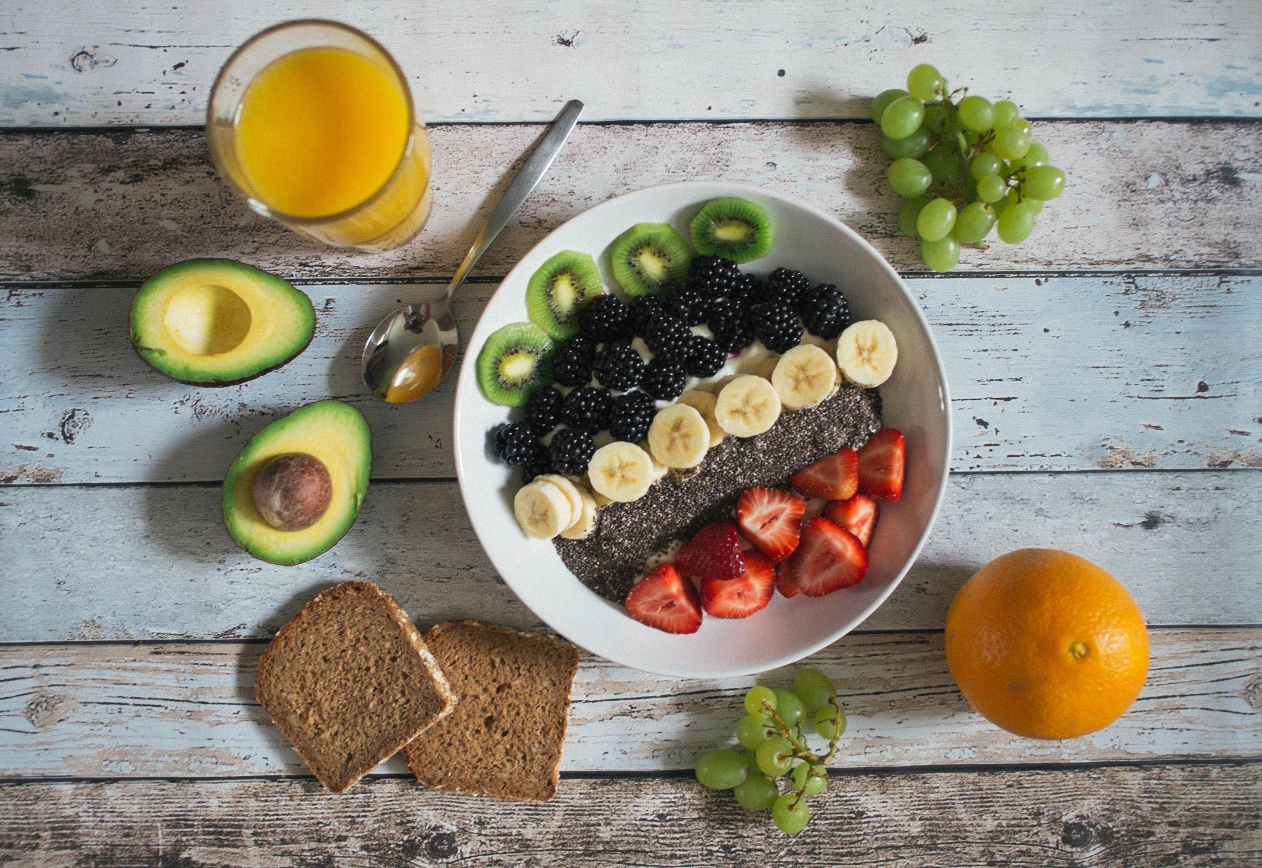 Café da manhã fit: Como montar o cardápio perfeito