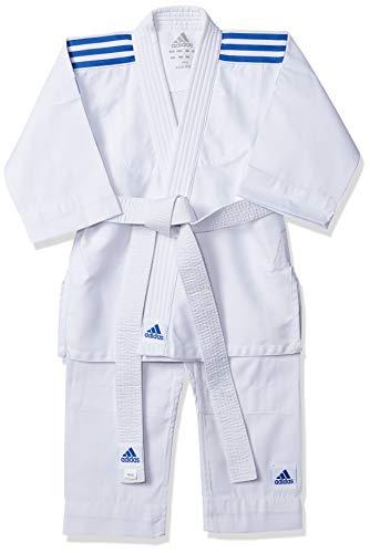 Adidas Kimono Judo Infantil, Tam 150, Branco