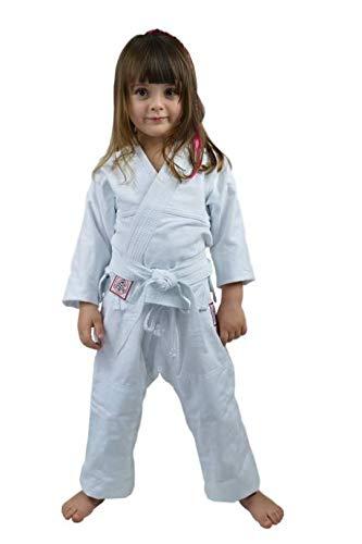 Keiko Kimono Reforçado Infantil, I0, Judô/Jiu-Jitsu/Karatê, Branco