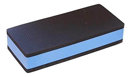 Step eva para academia 60x30x10cm ginastica - Azul royal (azul royal)
