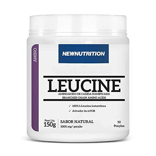 Leucine Instantânea - 150G sem Sabor - Newnutrition, Newnutrition