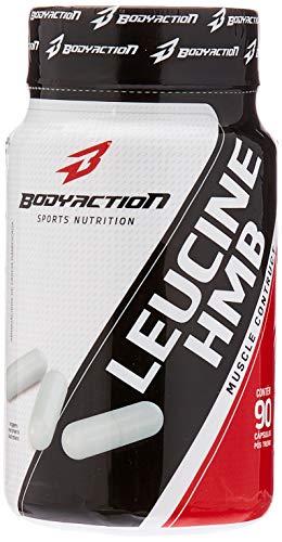Leucine HMB (90 caps), Body Action