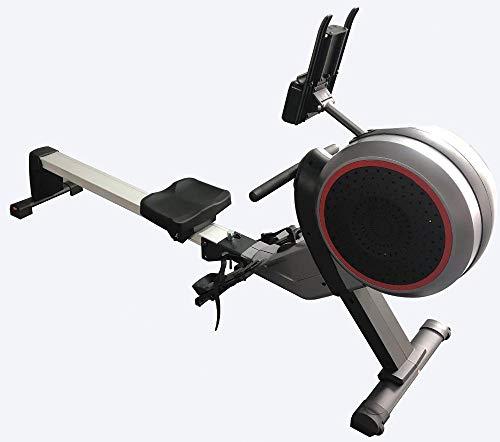 Simulador de Remo Seco Pelegrin Pel-fit34 Resistência a Ar Crossfit