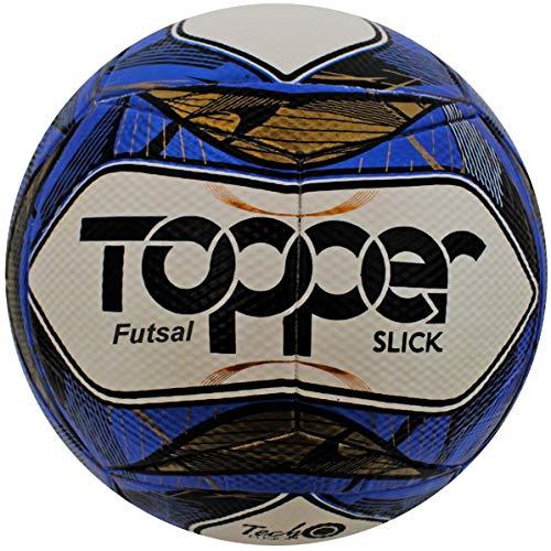 Bola Topper Slick II Futsal Azul