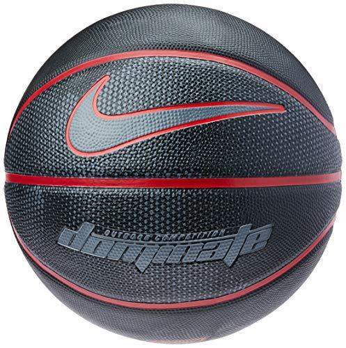 Bola De Basquete Dominate 8P Nike 7 Black/University Red