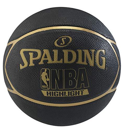 Spalding Bola Basquete Highlight Borracha