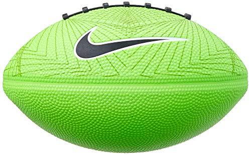 Mini Bola de Futebol Americano 500 4.0 Fb 5 Nike Pequeno Verde