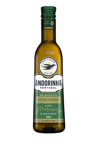 Azeite Andorinha Vidro Extra Virgem 500ml