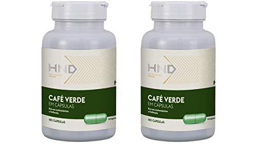 Kit 2x Cafe Verde Hinode