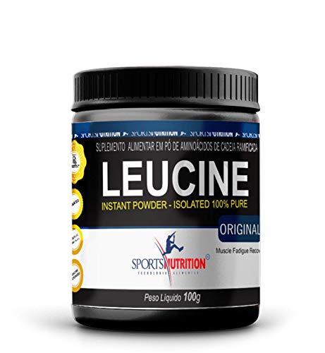Leucine Powder 100g – Sports Nutrition