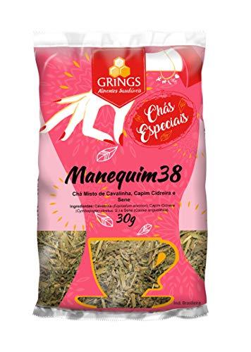 Chá Manequim 38 Grings 30g