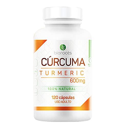 Bioroots Curcuma Turmeric 600Mg C/120