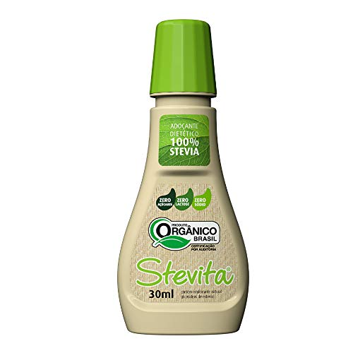 Adoçante Stevita Orgânico 30ml