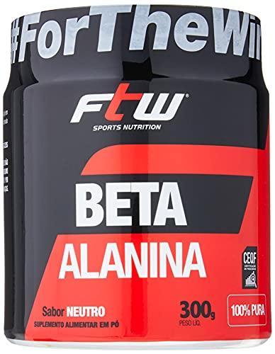 Beta Alanina - 300g Neutro - FTW, Fitoway