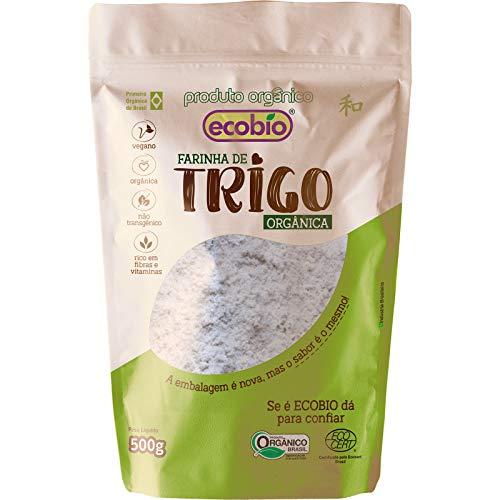 Farinha De Trigo Orgânica Ecobio Produto Orgânico