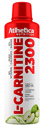 L-Carnitine 2300 Pro Séries (480 Ml), Atlhetica Nutrition