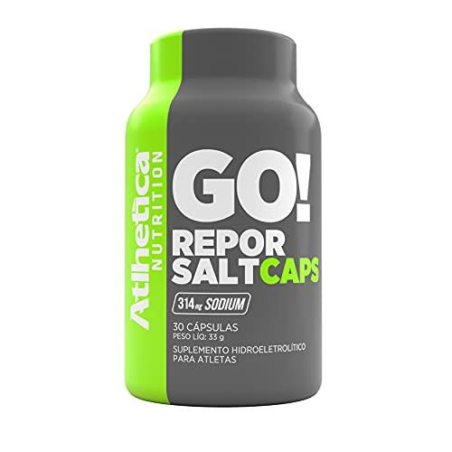 Repor Salt (30 Caps), Atlhetica Nutrition