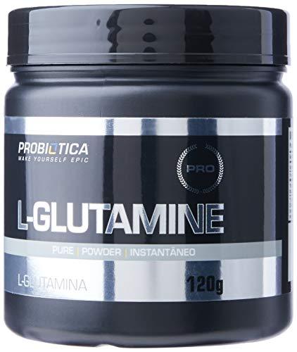 L-Glutamine, Probiótica, 120 g