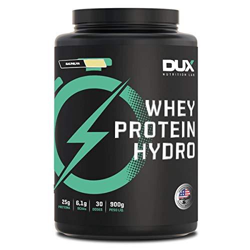 Whey Protein Hidrolisado Pote (900G) - Sabor Baunilha, Dux Nutrition