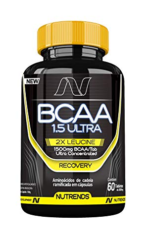 BCAA 1.5 Ultra 2x LEUCINE 60 Tabletes