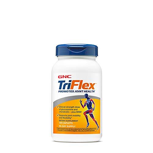 Triflex Glucosamina Condroitina MSM GNC 120 Caplets
