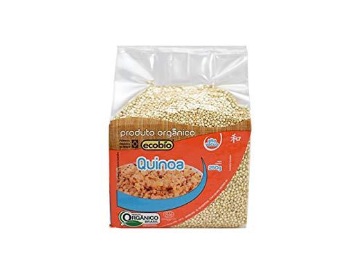 Quinoa Branca em Grãos Orgânica Ecobio Produto Orgânico