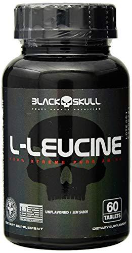 L-Leucine - 60 Tablets - Black Skull, Black Skull
