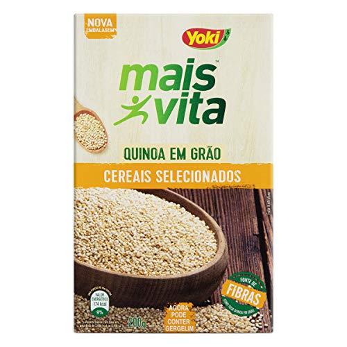 Quinoa em Grão Mais Vita 200g
