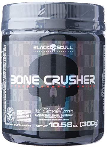 Bone Crusher (300G) - Sabor Radioactive Lemon, Black Skull